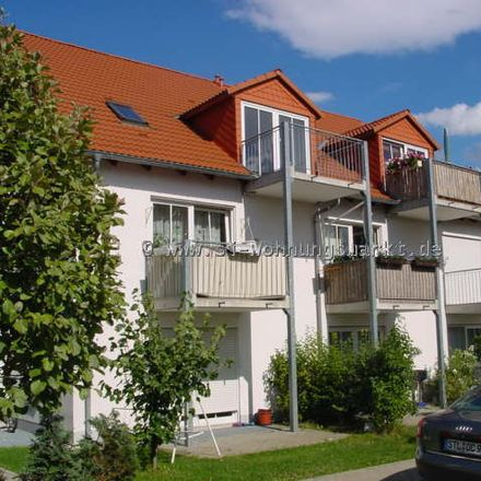 Rent this 1 bed apartment on Adorfer Straße 6 in 09235 Burkhardtsdorf, Germany