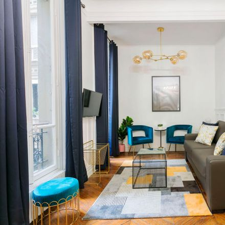 Rent this 1 bed apartment on 31 Rue des Blancs Manteaux in 75004 Paris, France
