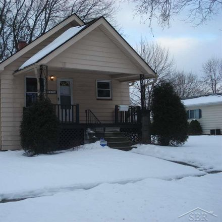 Rent this 3 bed house on Mershon St in Saginaw, MI