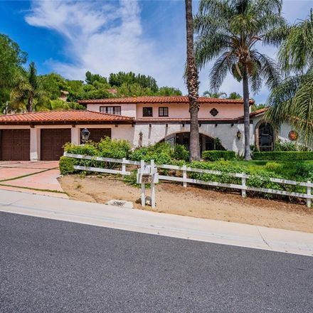Rent this 5 bed house on Bell Canyon Rd in West Hills, CA