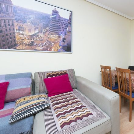 Rent this 1 bed apartment on Calle de la Escalinata in 6, 28013 Madrid