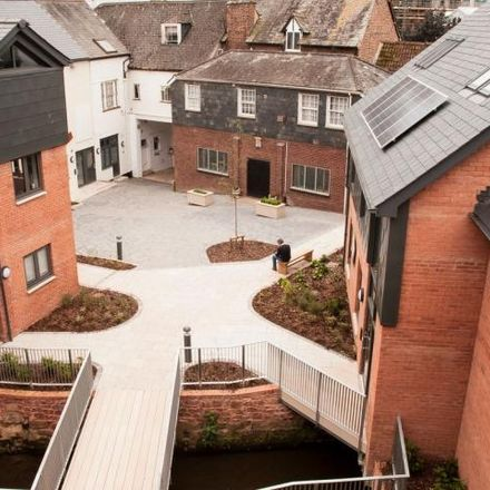 Rent this 1 bed apartment on 118 Eagle Yard in Exeter EX4 3BR, United Kingdom