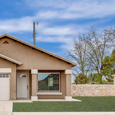 Rent this 4 bed apartment on Valley Rd in El Paso, TX