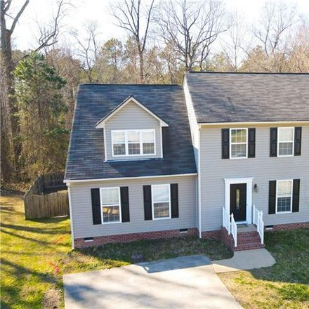 Rent this 4 bed house on 3352 Meadowmont Ln in Richmond, VA