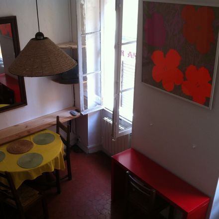 Rent this 1 bed apartment on 2 Rue Puits du Denier in 13002 Marseille, France