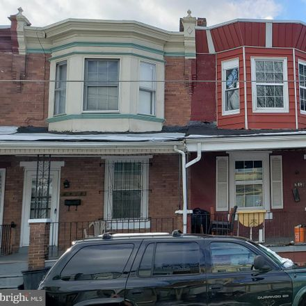 Rent this 3 bed townhouse on 6420 North Woodstock Street in Philadelphia, PA 19138