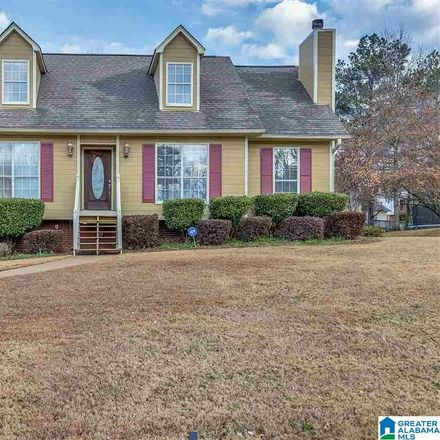 Rent this 3 bed house on 4722 Innsbrooke Parkway in Pinson, AL 35126