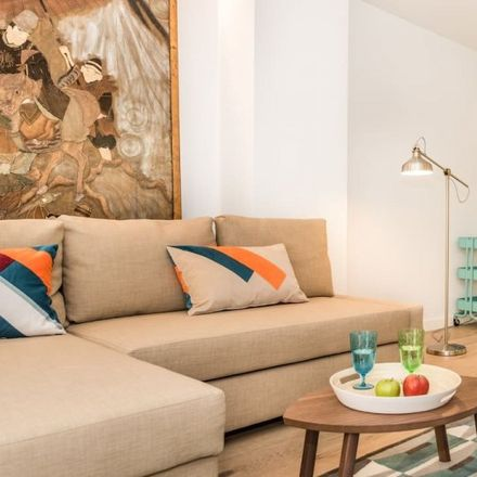 Rent this 1 bed apartment on Cuesta de San Vicente in 36, 28008 Madrid