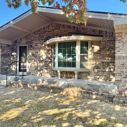 Rent this 4 bed house on Mustang Drive in McCamey, TX 79752
