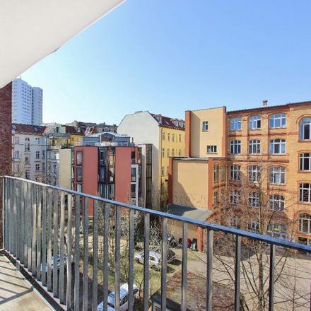 Rent this 2 bed apartment on Dircksenstraße 44 in 10178 Berlin, Germany