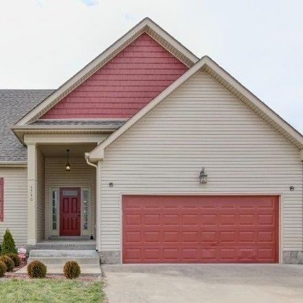 Rent this 3 bed house on Silver Dr in Clarksville, TN