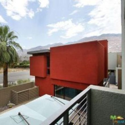 Rent this 3 bed townhouse on East Baristo Road in Palm Springs, CA 99262