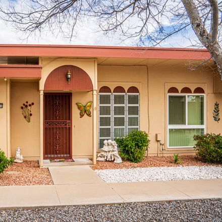 Rent this 2 bed apartment on 13081 North 100th Drive in Sun City, AZ 85351