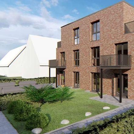 Rent this 2 bed apartment on Hamburg-Rahlstedt in Doberaner Weg, 22143 Hamburg