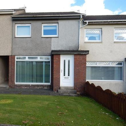 Rent this 2 bed house on Katrine Road in Shotts, ML7 4JA