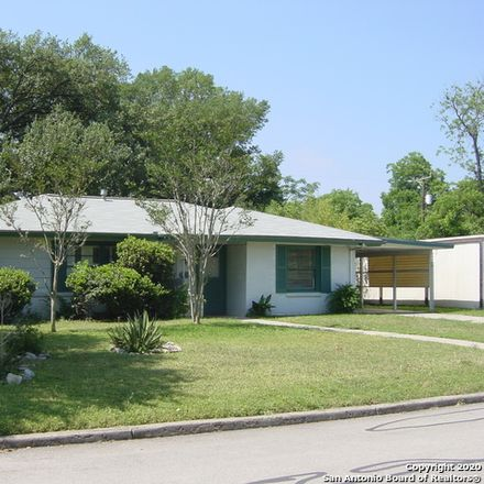 Rent this 3 bed house on W Nottingham Dr in San Antonio, TX