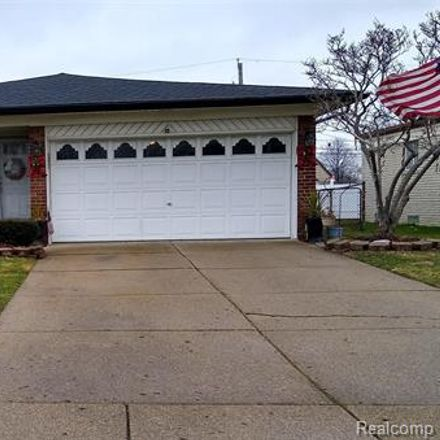 Rent this 3 bed house on 3583 Byrd Drive in Sterling Heights, MI 48310