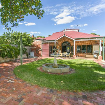 Rent this 6 bed house on 55 Robinson Street