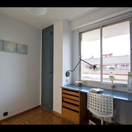 Rent this 1 bed apartment on Calle San Gerardo in 28001 Madrid, Spain