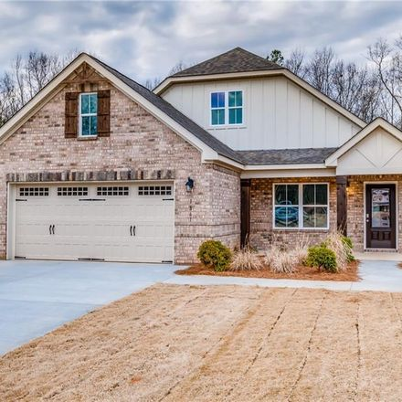 Rent this 4 bed house on Baton Court in Opelika, AL 36801