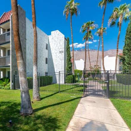 Rent this 2 bed apartment on Tramway Road in Palm Springs, CA 92262