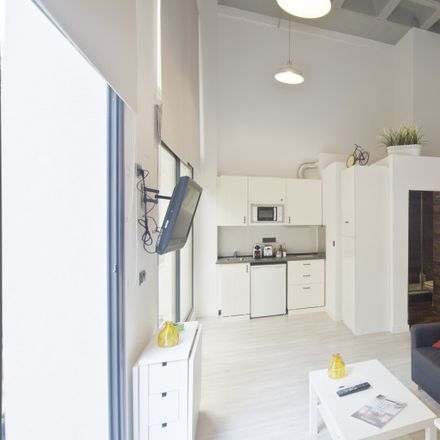 Rent this 0 bed apartment on Calle de Miguel Yuste in 28001 Madrid, Spain