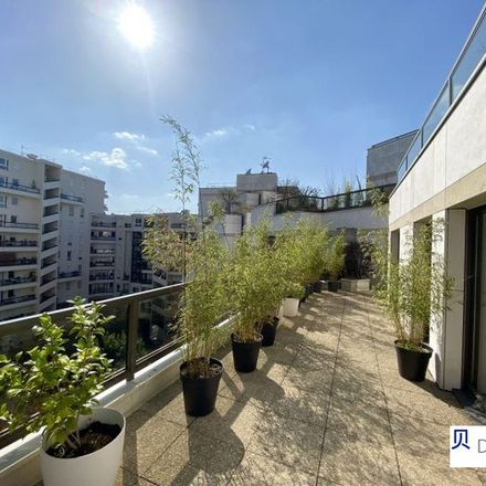 Rent this 3 bed apartment on 5ter Rue d'Arsonval in 75015 Paris, France