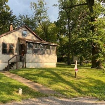 Rent this 4 bed house on 10166 Clairmont Drive in Berdell Hills, MO 63136