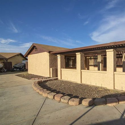 Rent this 4 bed house on W 27th Dr in Yuma, AZ