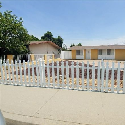 Rent this 4 bed house on Benson Ave in Chino, CA