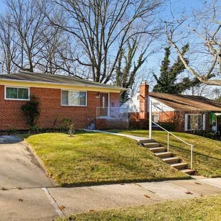 Rent this 3 bed house on 11518 Mapleview Dr in Silver Spring, MD