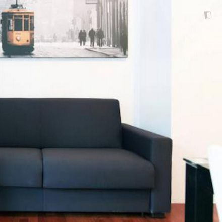 Rent this 1 bed apartment on Nadine in Via Marghera, 20145 Milan Milan