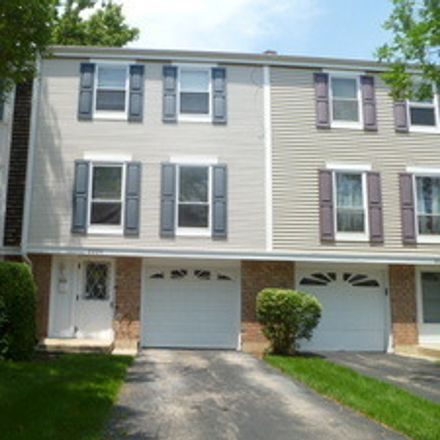 Rent this 3 bed townhouse on 2226 Clifton Place in Hoffman Estates, IL 60169