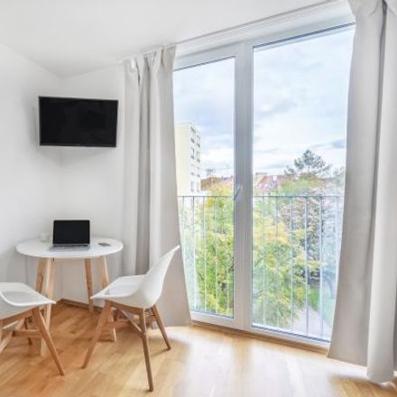 Rent this 1 bed apartment on Landshuter Allee 158a in 80637 Munich, Germany