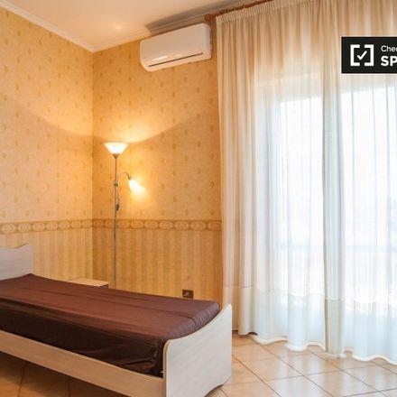 Rent this 4 bed apartment on Via Stignano in 00173 Rome Roma Capitale, Italy