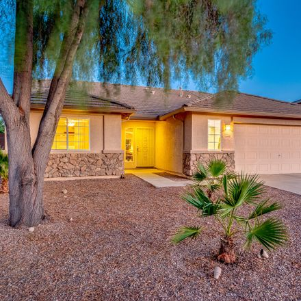 Rent this 3 bed house on 16411 West Cottonwood Street in Surprise, AZ 85388