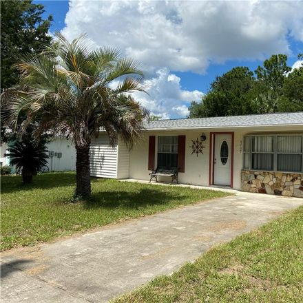 Rent this 2 bed house on 6707 West Robin Lane in Homosassa Springs, FL 34448