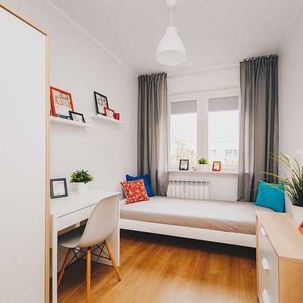 Rent this 1 bed room on Capri 4 in 02-762 Warsaw, Poland