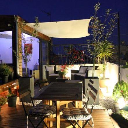 Rent this 4 bed apartment on plaza in Carrer de Vila i Vilà, 08001 Barcelona