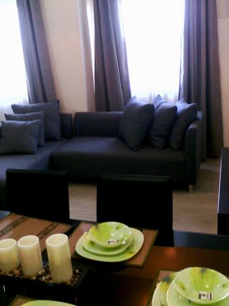 Rent this 1 bed condo on Parañaque in 1713, Philippines
