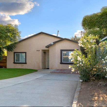Rent this 3 bed house on 2924 Prospect Street in National City, CA 91950