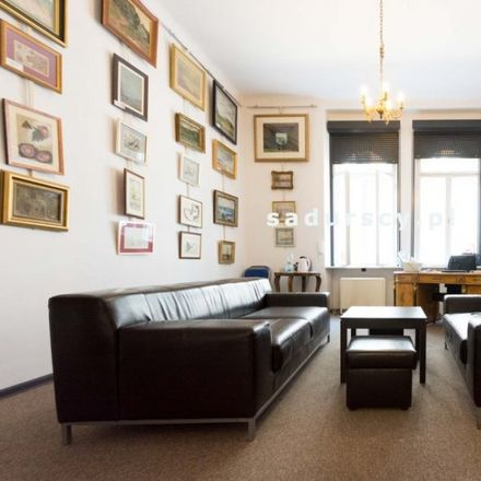 Rent this 3 bed apartment on 1 in Karmelicka 29, 31-131 Krakow