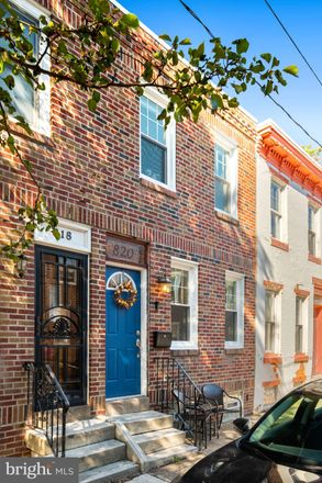 Rent this 2 bed townhouse on 820 North Judson Street in Philadelphia, PA 19130