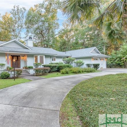Rent this 3 bed house on 5 Morning Mist Ln in Savannah, GA