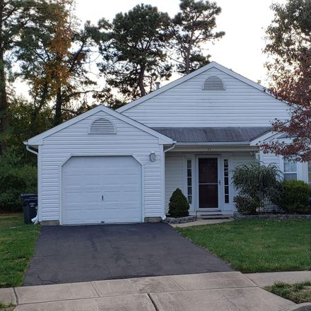 Rent this 2 bed apartment on 11 Golden Rod Court in Brick Township, NJ 08724