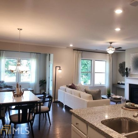 Rent this 3 bed townhouse on Grove Way in Roswell, GA