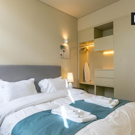 Rent this 2 bed apartment on Mercado da Ribeira / Cais do Sodré in Praça Dom Luís I, 1200-148 Lisbon
