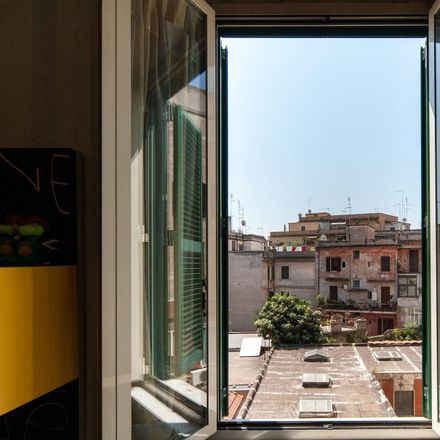 Rent this 2 bed room on Caffè Ciamei in Via L'Aquila, 159 Rome Roma Capitale
