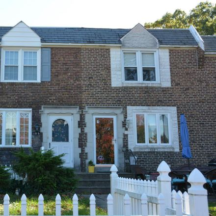 Rent this 3 bed townhouse on 105 Alverstone Rd in Primos, PA