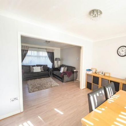 Rent this 3 bed house on Heol Aneurin in Pwllypant CF83 2PB, United Kingdom